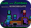 Game Dude and Zombies