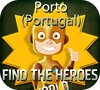 Game Find the Heroes World - Porto