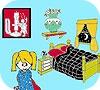 Игра Раскраска: Спальная комната Лилу