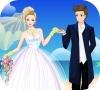 Игра Одевалка: Свадебная церемония