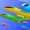 Игра Безумный полёт