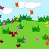 Игра Ловля бабочек