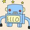 Игра Раскраска: Робот Илло