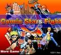 Игра Битва комиксовых персонажей