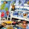 Игра Поиск предметов: Детская комната