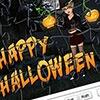 Игра Пазл: Хеллоуин