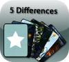 Game 5 Differences (Fantasy pack)