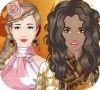 Игра Одевалка: Осенний макияж