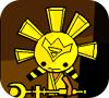 Игра Кот-Бог ПРОТИВ Короля-Солнца