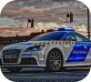 Game Police Car Hidden Numbers