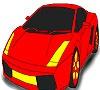 Игра Раскраска: Авто для шоу