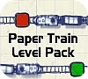 Game Paper Train Level Pack