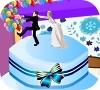 Game Wedding Cake Decoration Party