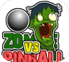 Игра Зомби ПРОТИВ Пинбола