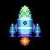 Игра Побег из поля астероидов