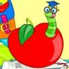 Игра Раскраска: Школа, школа
