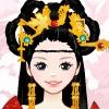 Игра Одевалка: Китайский стиль