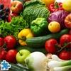 Игра Пазл: Фрукты и овощи