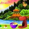 Игра Кулинария: Кокосовый торт