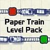 Игра Бумажный поезд. Дополнительные уровни