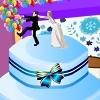 Игра Кулинария: Оформляем свадебный торт