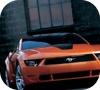 Игра Пазл: Форд мустанг