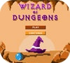 Game Wizard of dungeons