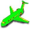 Игра Раскраска: Лучший самолет