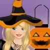 Игра Одевалка: Вечеринка на Хеллоуин 2