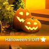 Игра Пять различий: Хеллоуин