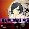Игра Одевалка: Наряжаем Лефи к Хеллоуину