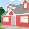 Игра Поиск предметов: Красный дом.
