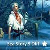 Игра Пять отличий: Морские истории