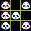 Игра Крестики-нолики с пандами