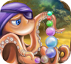 Game beads under the sea