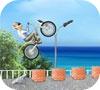 Игра Акробат-мотоциклист 2