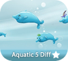 Game Aquatic 5 Differences