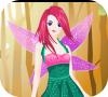 Game Beautiful Autumn Fairy Dress Up