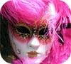 Game Carnival Masks