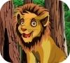 Игра Одевалка: Лев в джунглях