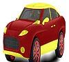 Game Diamond car coloring