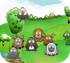 Игра Пазл: Смешные животные 2