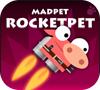 Игра МэдПет: Ракетный ранец