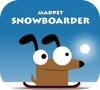 Игра МэдПет: Сноуборд