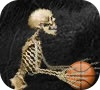 Game Skeleton Hoops