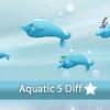 Игра Поиск различий: Морские обитатели