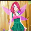 Игра Одевалка: Осенняя фея