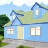Игра Поиск предметов: Голубой дом