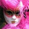 Игра Пазл: Карнавальная маска