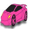 Игра Раскраска: Авто 3